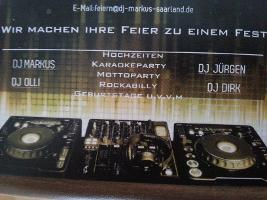 DJs on the Road Saarland Rheinland Pfalz Trier Hermeskeil und Zweibrücken
