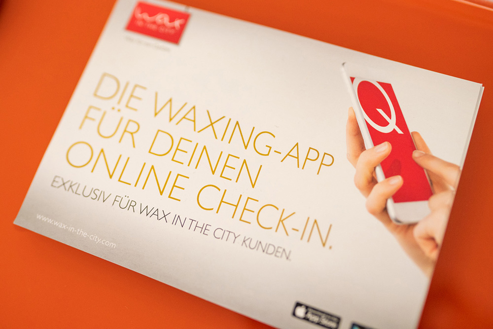 Wax in the City - Waxing Frankfurt