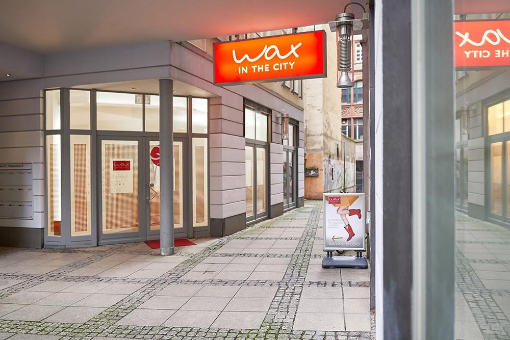 Wax in the City - Waxing Leipzig