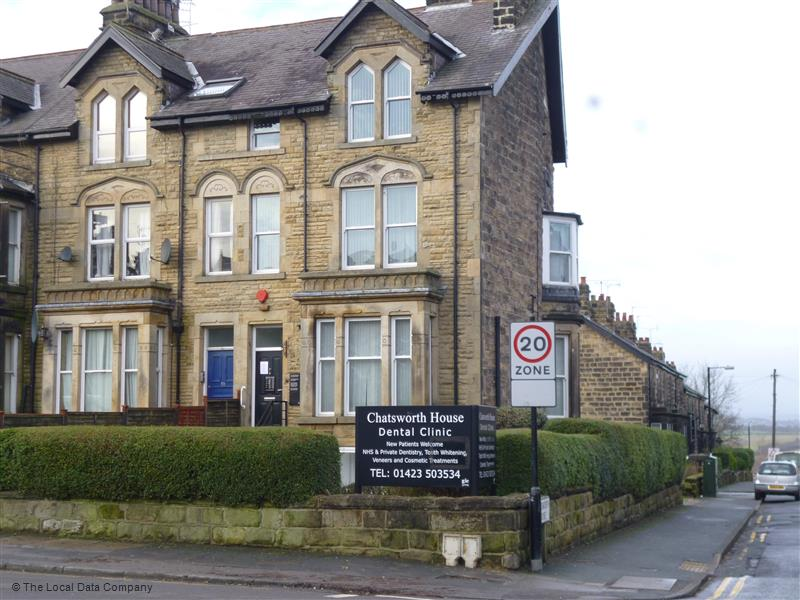 Chatsworth House Dental Clinic - Harrogate, North Yorkshire HG1 5HP - 01423 503534 | ShowMeLocal.com