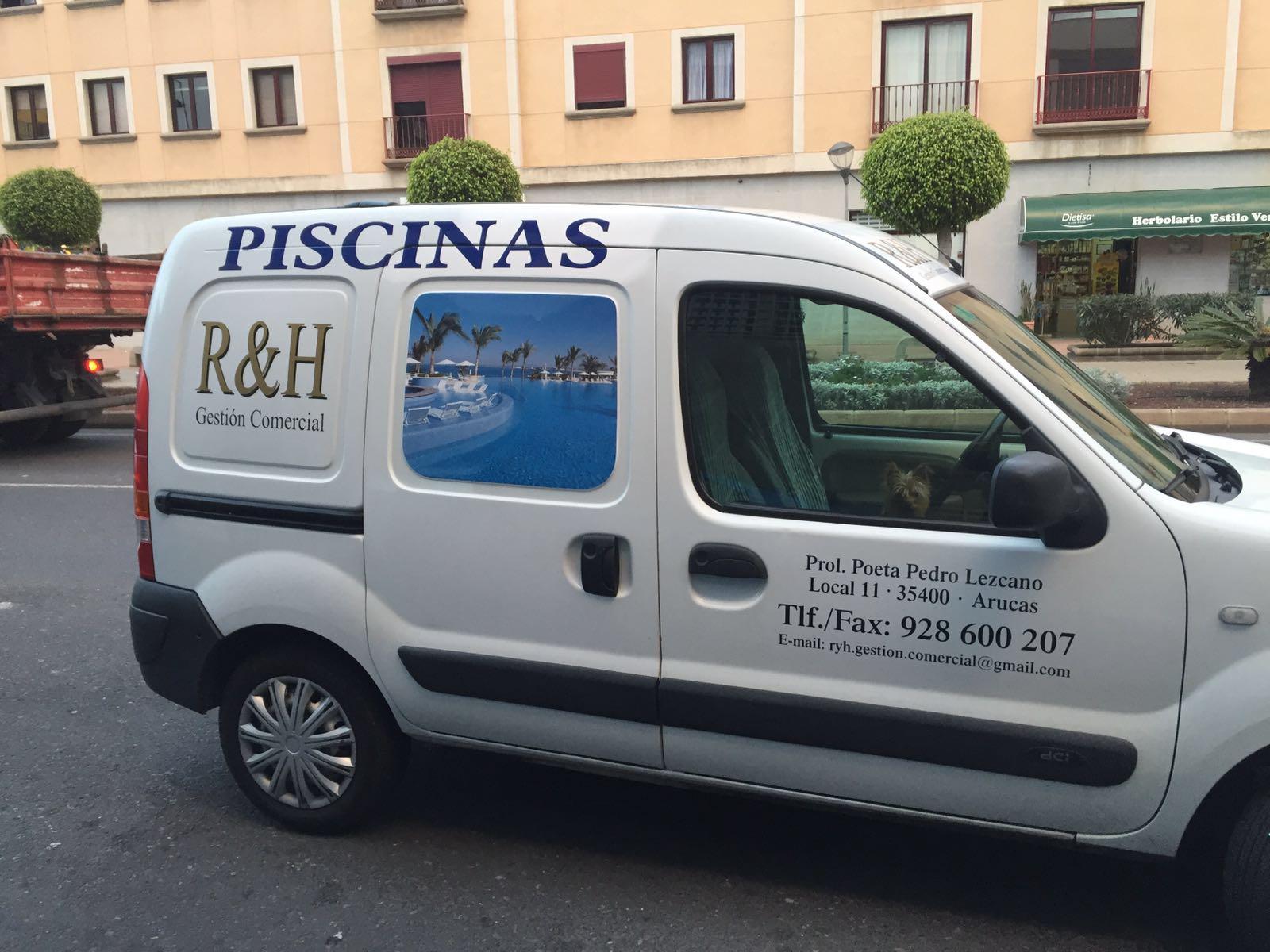 RYH Piscinas