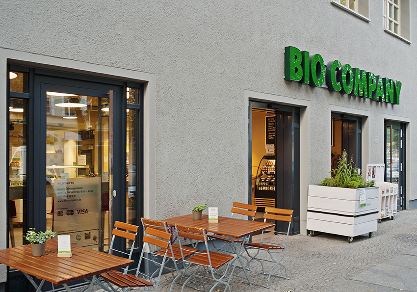 BIO COMPANY Gleimstraße