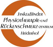 Janke und Binder Physiotherapie und Training im Rückenschmerzzentrum Heiderhof