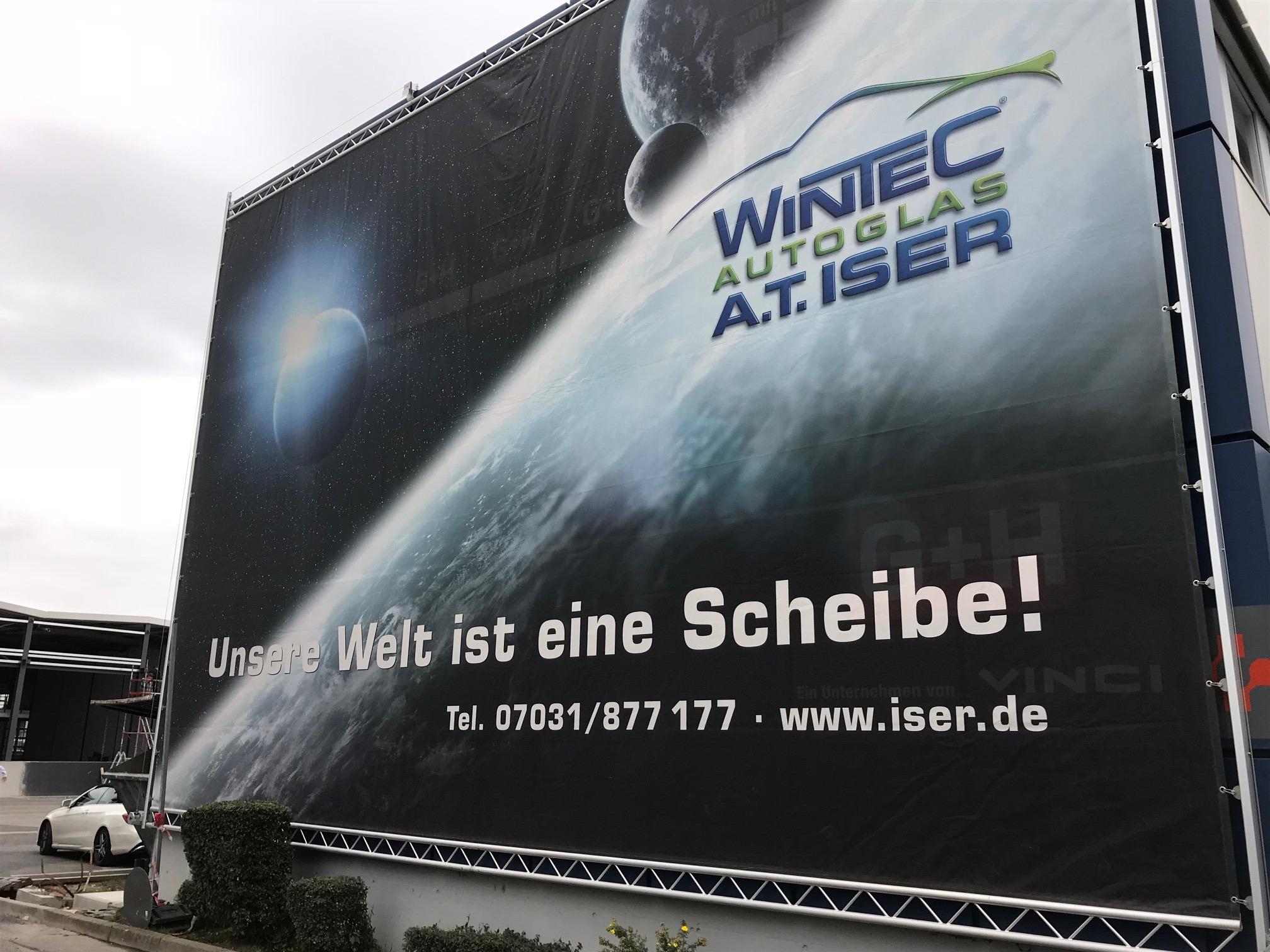 Wintec Autoglas A.T. Iser - NL Sindelfingen