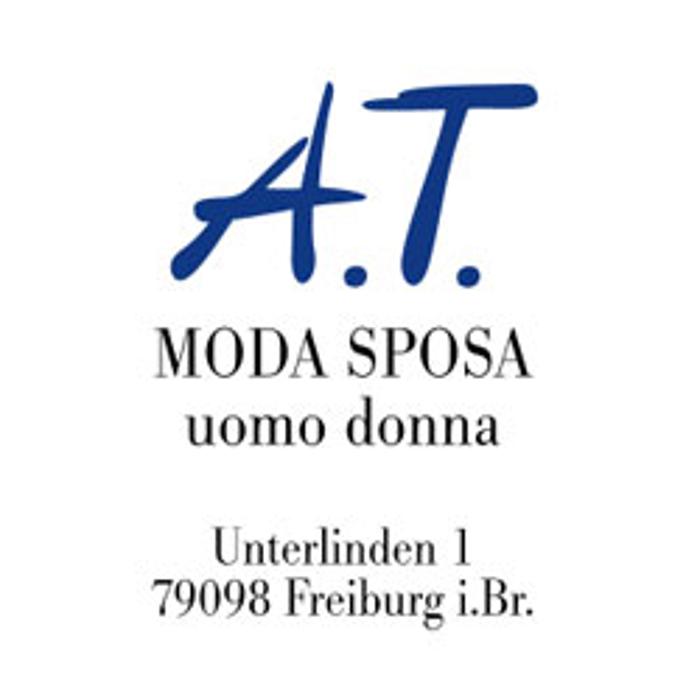 Bild zu Brautmode & Hochzeitsmode A.T. Moda Sposa in Freiburg im Breisgau