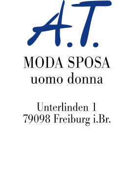 Brautmode & Hochzeitsmode A.T. Moda Sposa