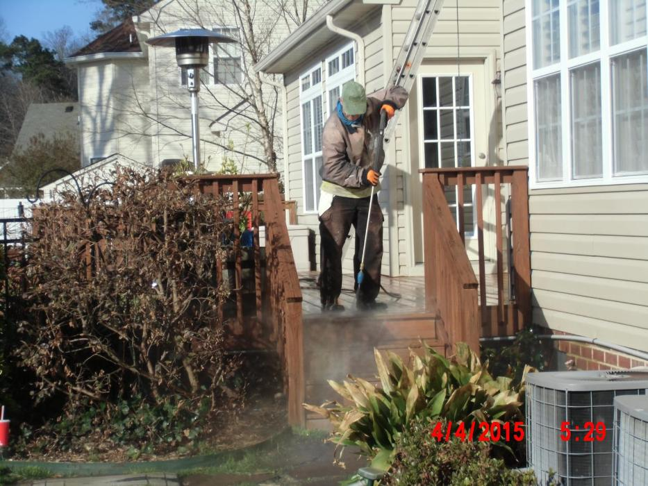 Clean & Clear Power Washing - Chesapeake, VA
