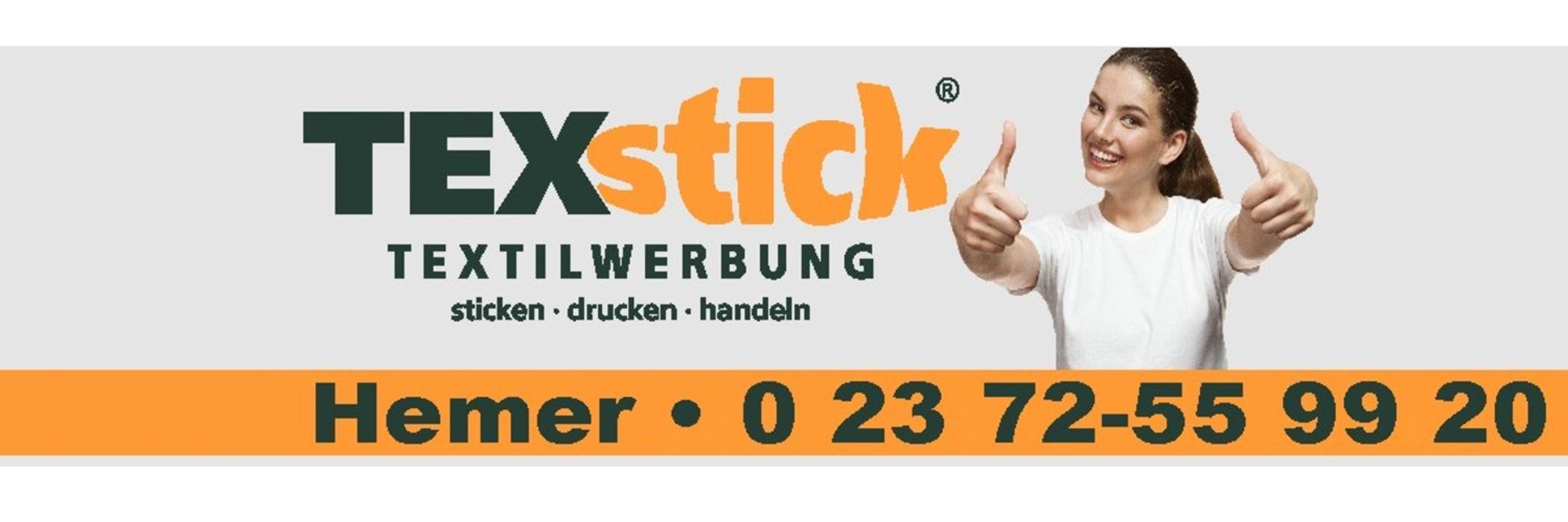 Bild zu TEXstick Stickerei & Textildruck Hemer in Hemer