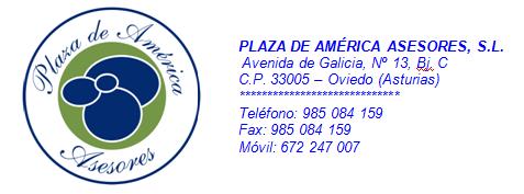PLAZA DE AMERICA ASESORES