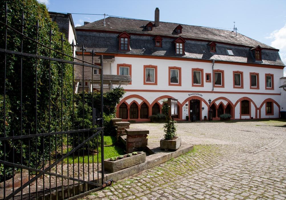 klosterschenke hotel restaurant trier klosterstra e 10 ffnungszeiten angebote. Black Bedroom Furniture Sets. Home Design Ideas