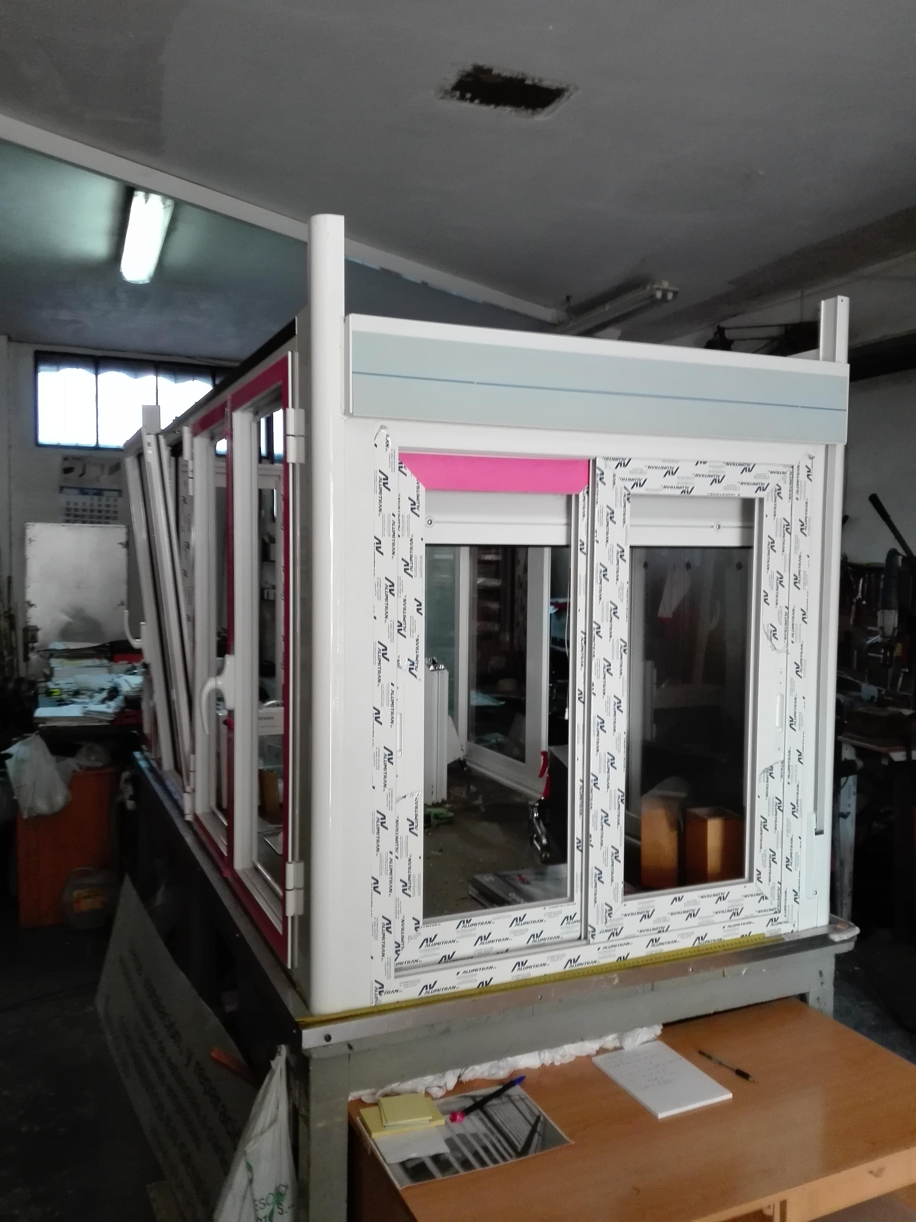 Aluminio G.E., S.L. Cerramientos y ventanas. Persianas y Automatismos.