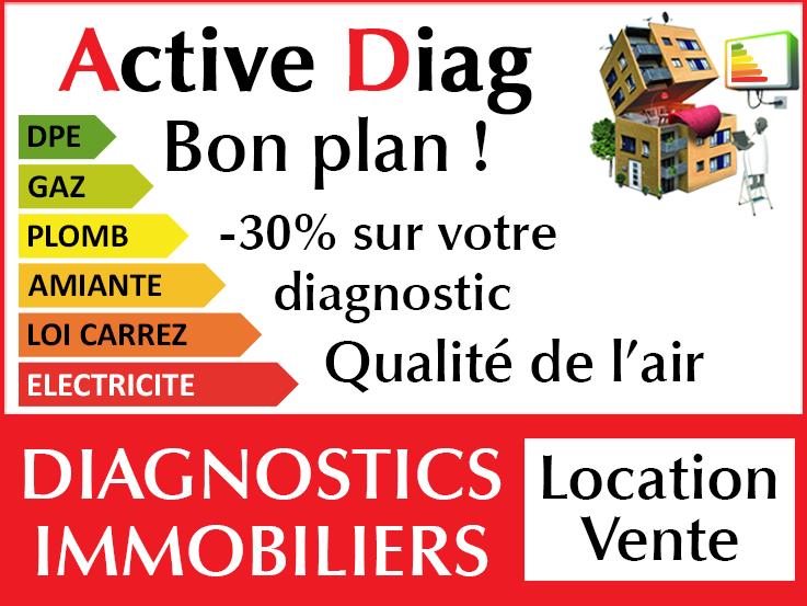 Active Diag83 Diagnostic Immobilier