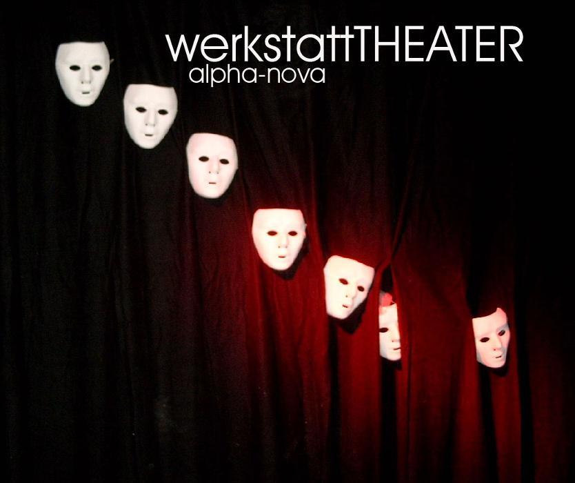 Logo von alpha-nova-werkstattTHEATER