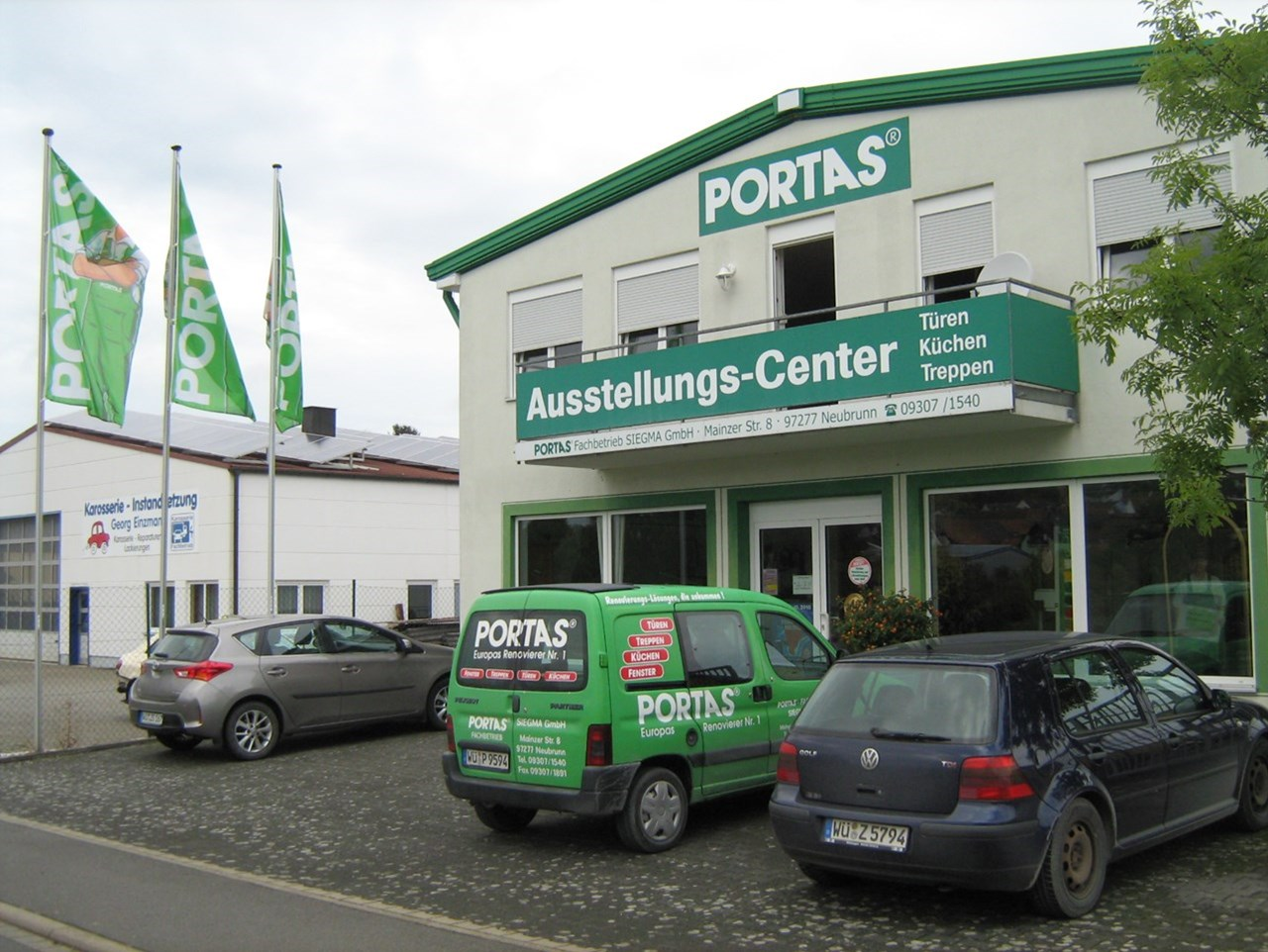 PORTAS-Fachbetrieb SIEGMA GmbH