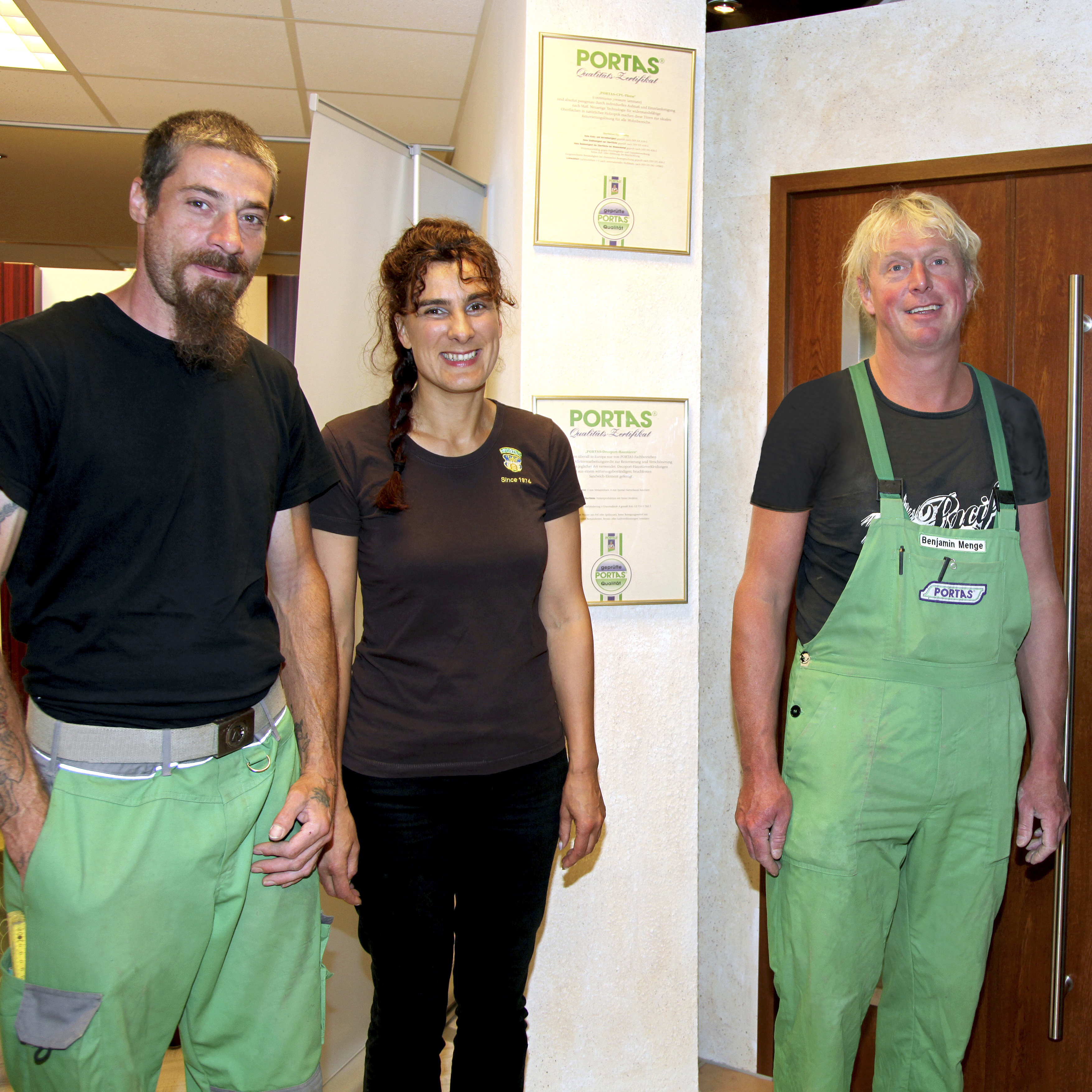 Foto de PORTAS-Fachbetrieb Fuchs Renovierungs GmbH Brotterode-Trusetal