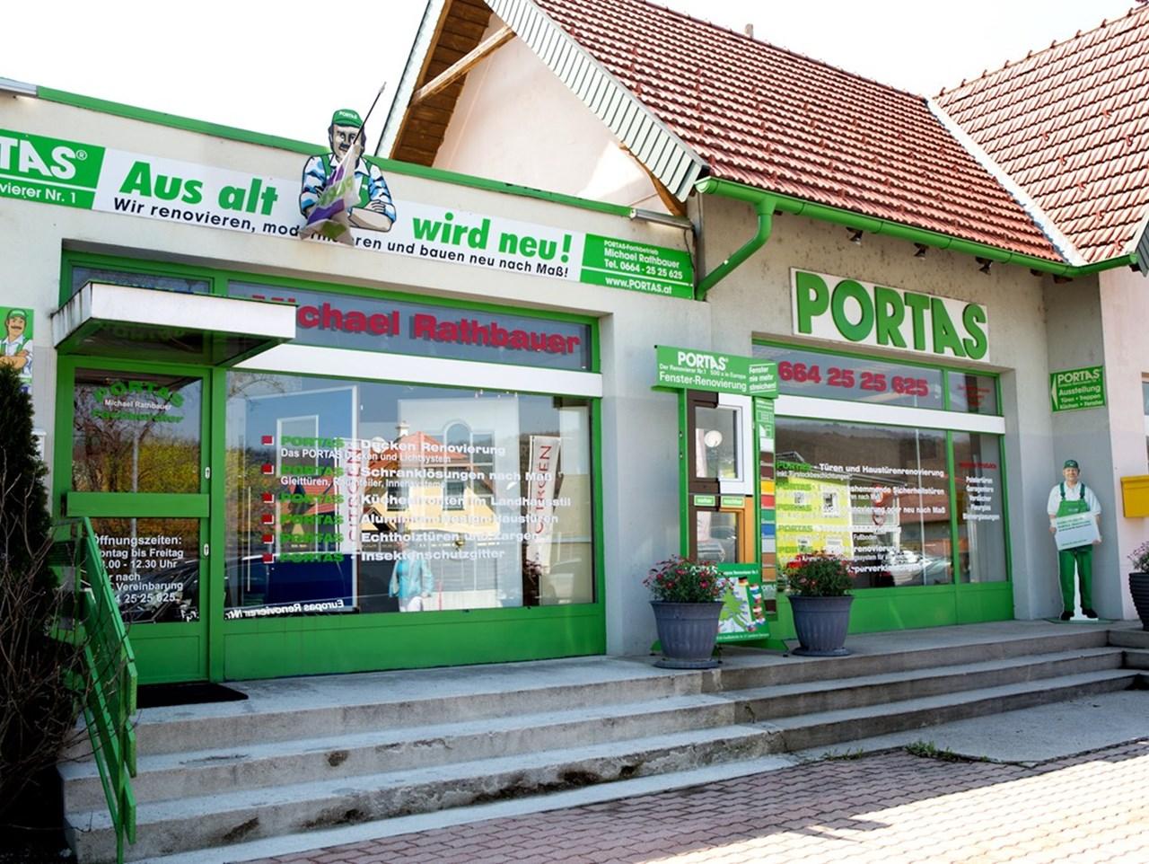 PORTAS-Fachbetrieb Michael Rathbauer