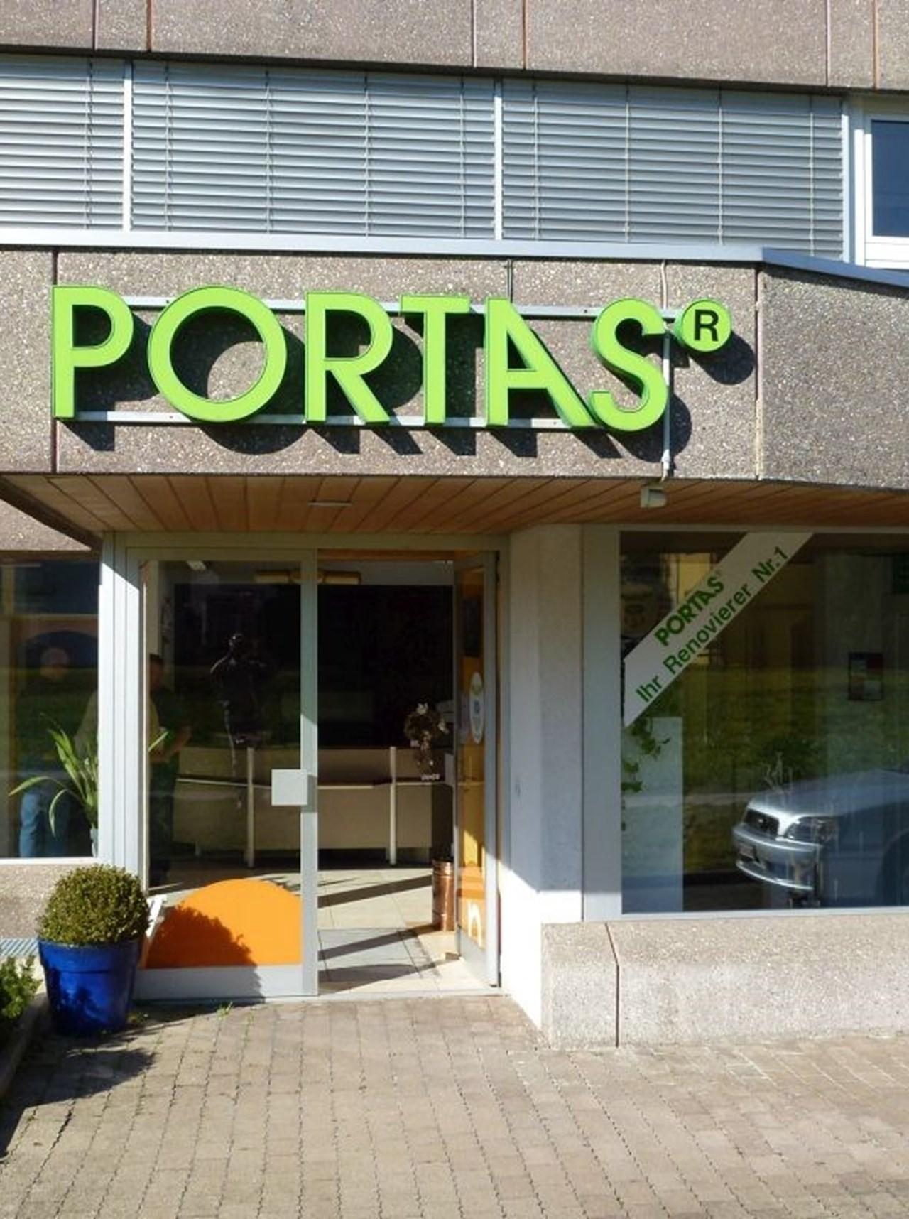 PORTAS-Fachbetrieb PORTAS AG