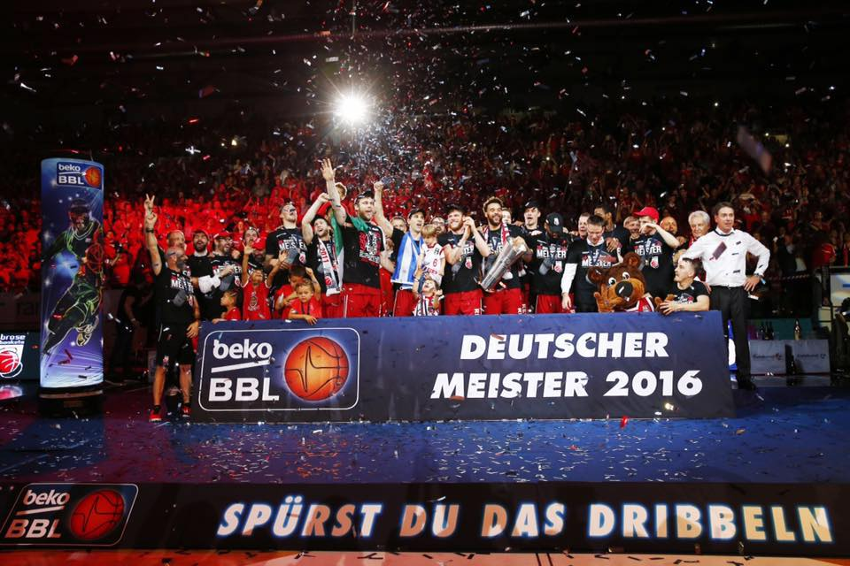 Brose Bamberg Basketball