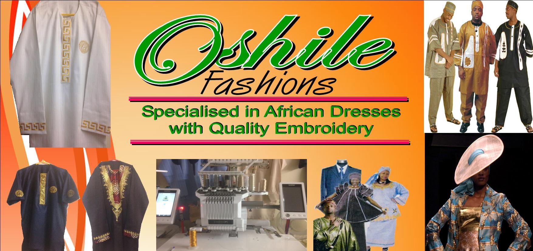 Oshile Fashions