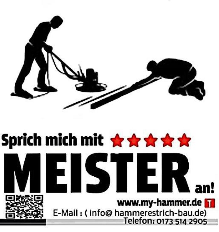 Bild zu Hammer Estrich Bau in Hamm in Westfalen