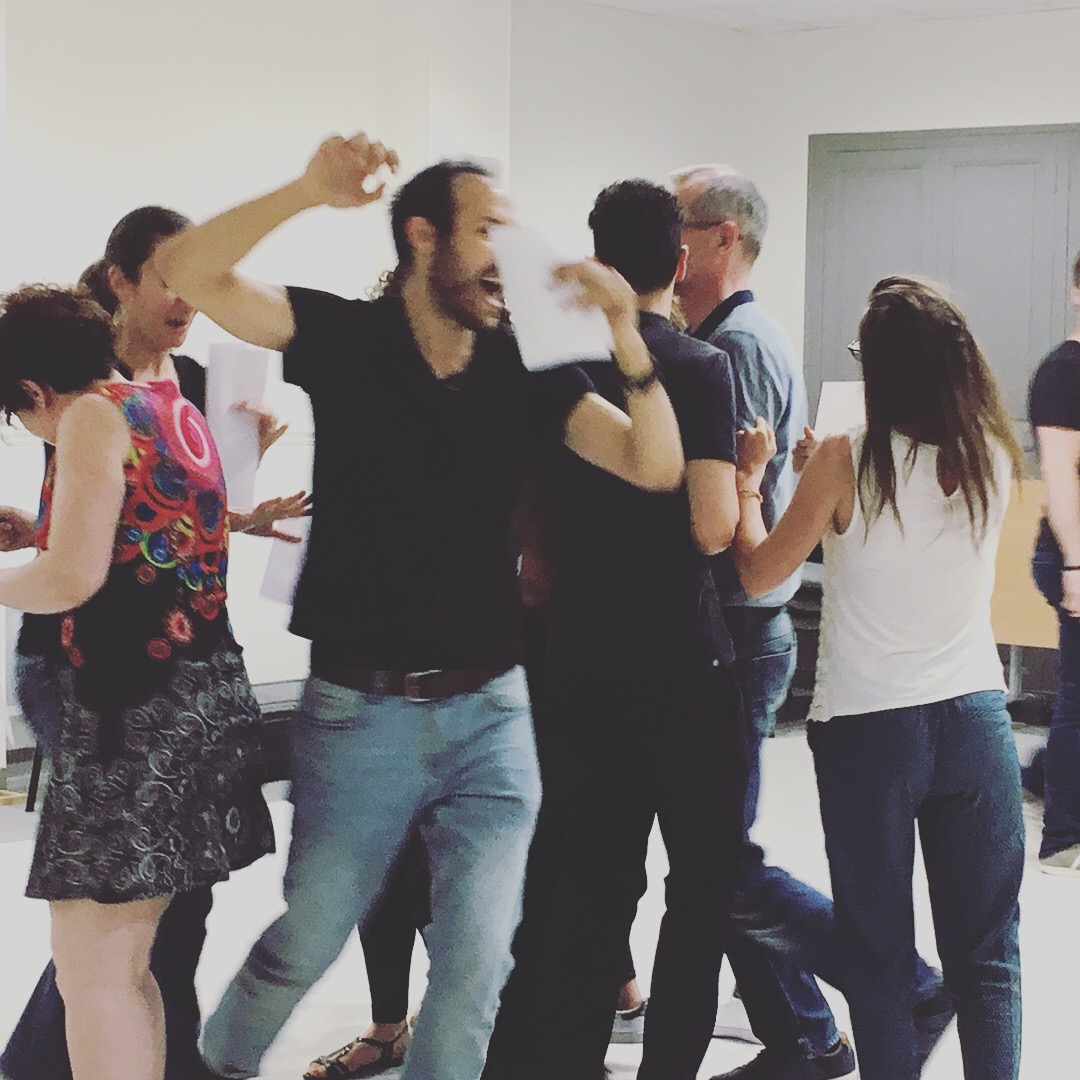 SPIN Compagnie - Théâtre & Coaching