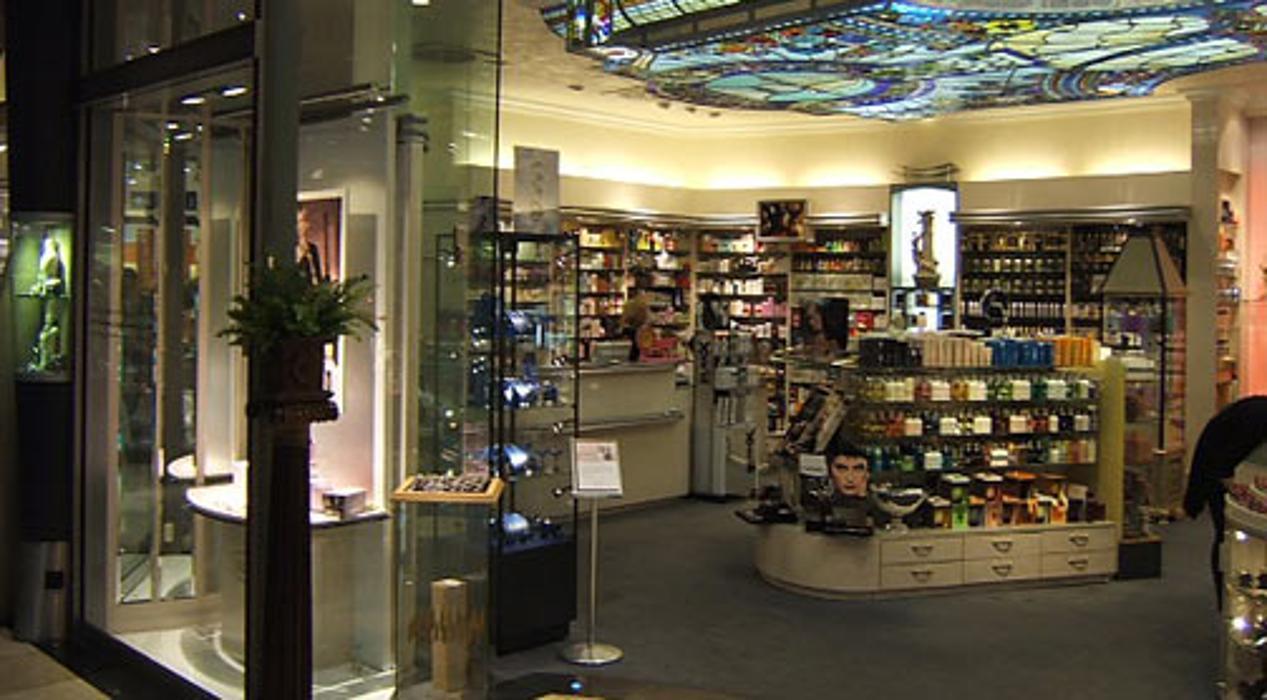 Parfümerie Schnitzler Düsseldorf