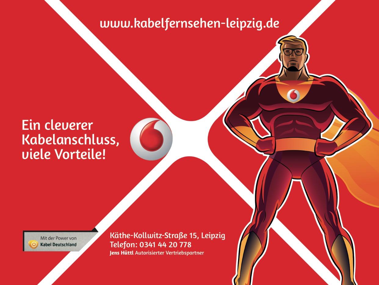 Vodafone Kabel Deutschland Büro Hüttl - Telekommunikationsberater ...