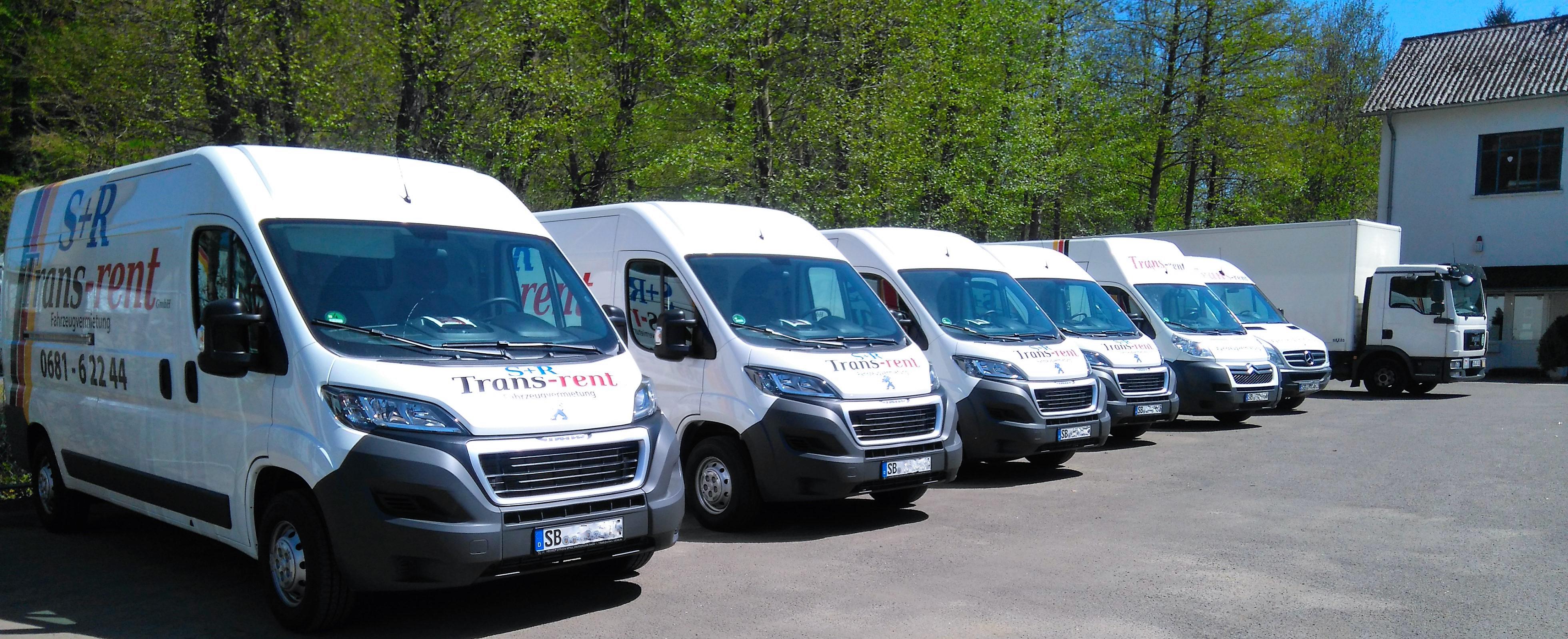 S+R Trans-rent Fahrzeugvermietung GmbH