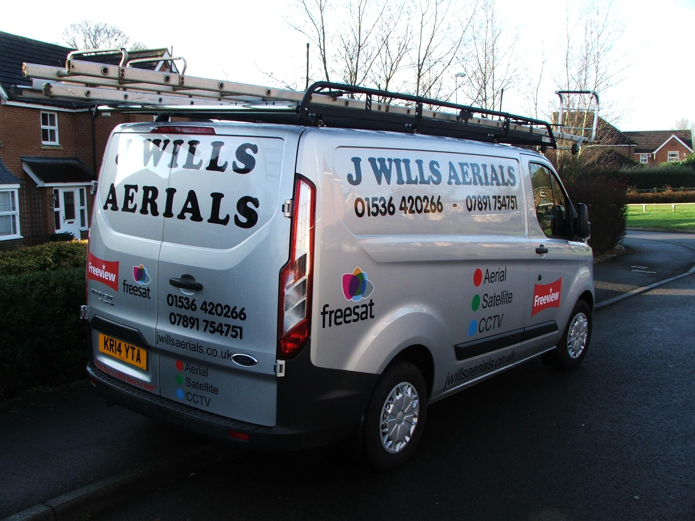 J Wills Aerials