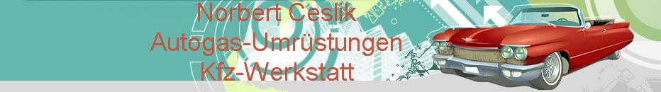 Ceslik-Autogas Umrüstungen
