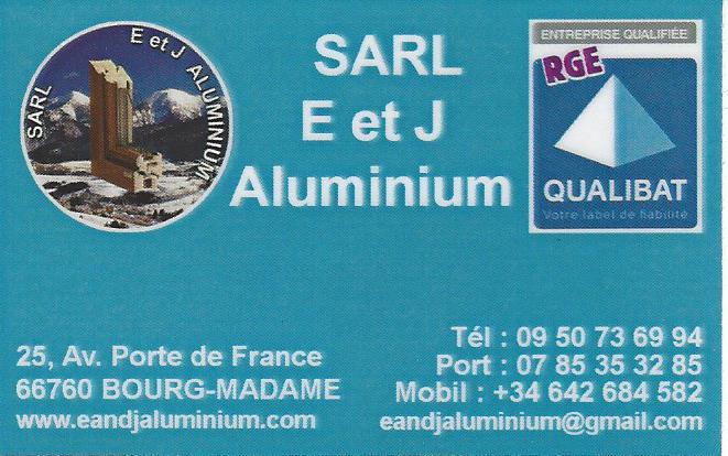 Eet J aluminium
