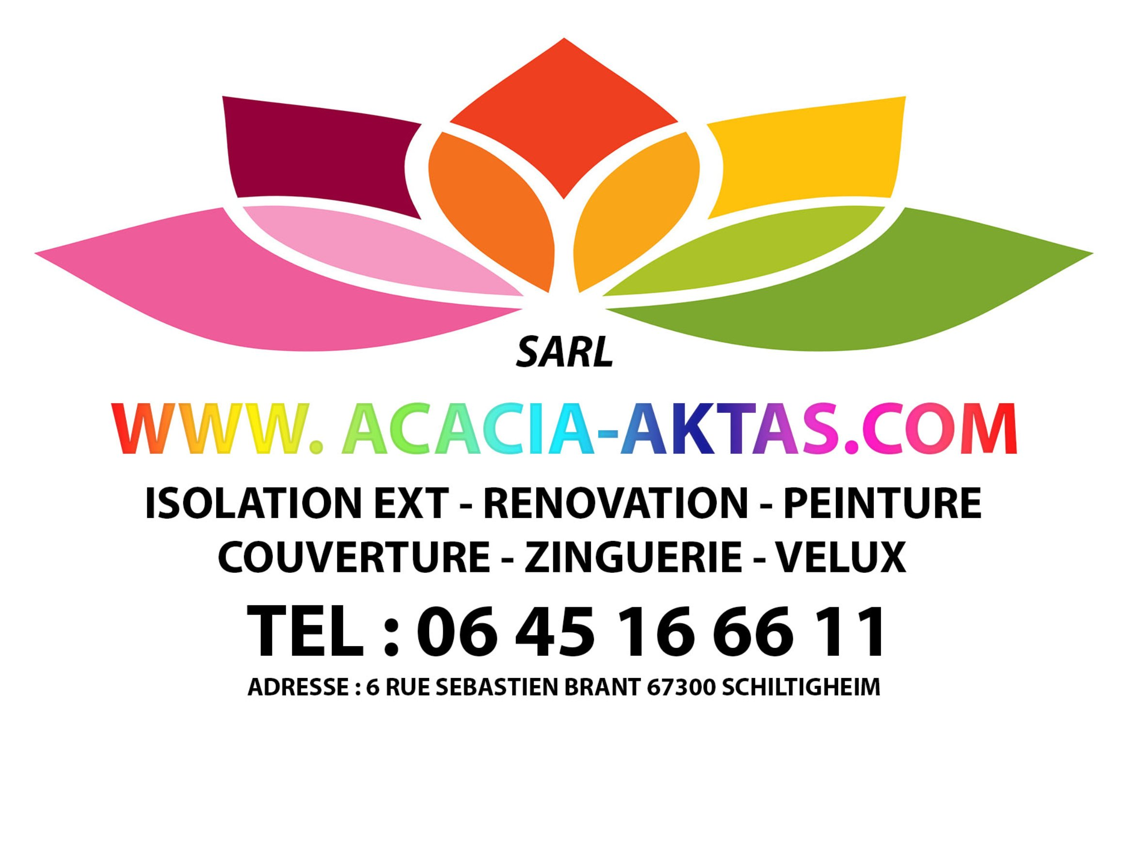ACACIA AKTAS carrelage et dallage (vente, pose, traitement)