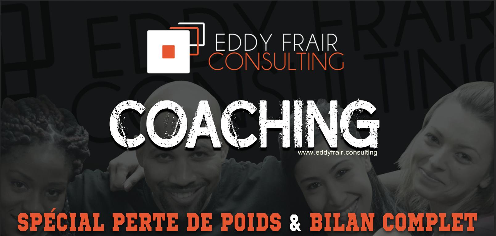 EDDY FRAIR CONSULTING