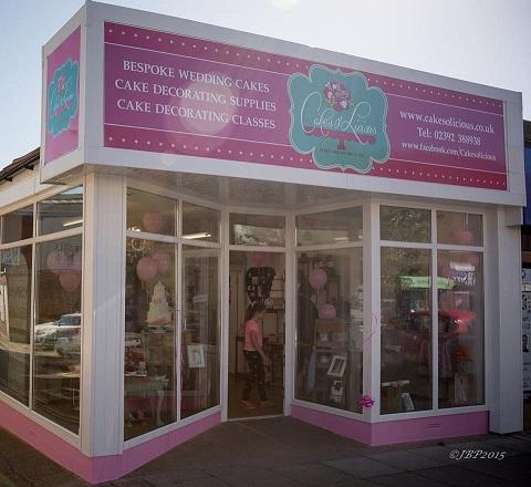 Cakes o'Licious - Portsmouth, Hampshire PO6 3AX - 02392 388938 | ShowMeLocal.com