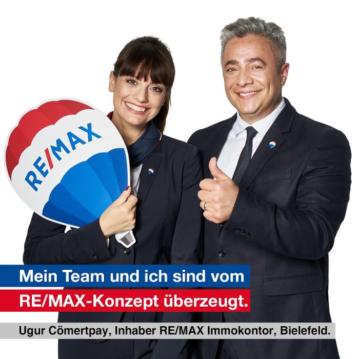 Bild zu Immokontor 24 GmbH RE/MAX Winner Team Bielefeld in Bielefeld