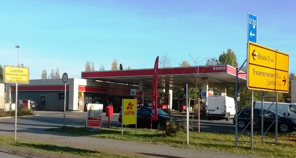 ESSO Autohof Linthe