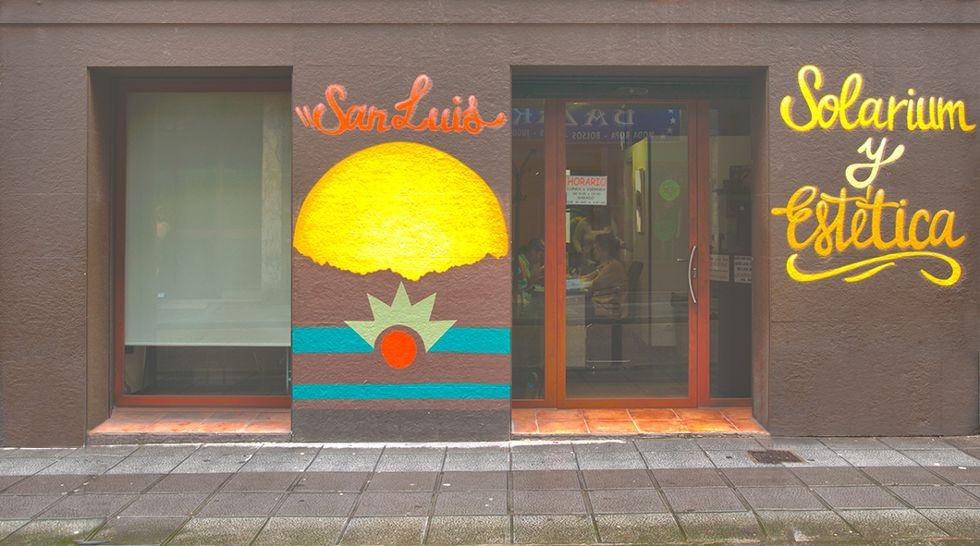 Solarium San Luis Sol