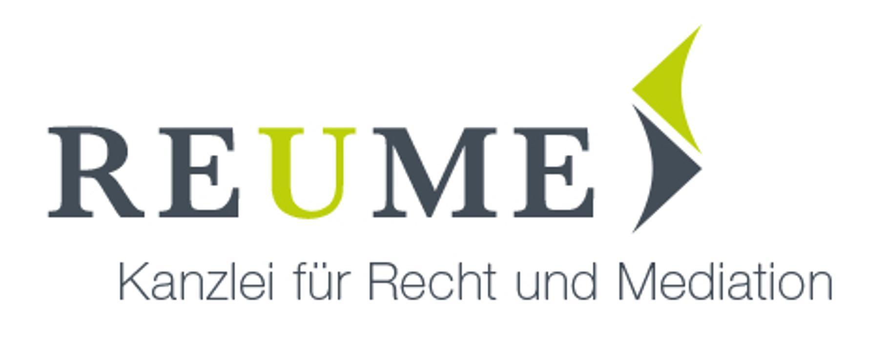 REUME - Kanzlei für Recht und Mediation