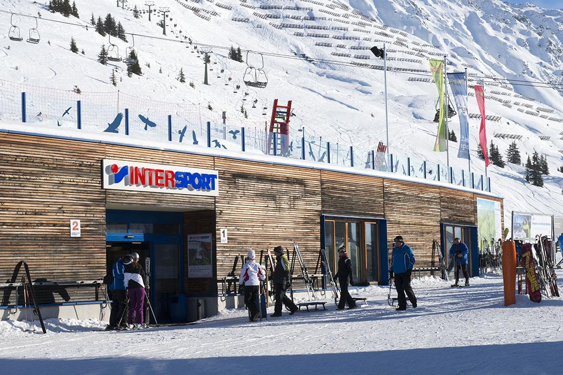 INTERSPORT Hochjoch Berg
