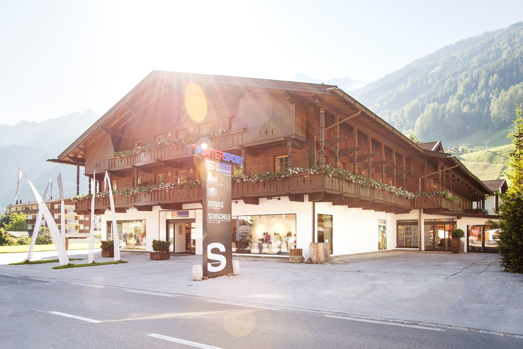 INTERSPORT Schönherr Stubaital