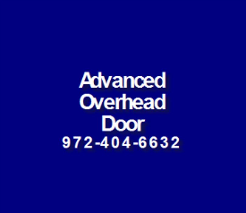 Advanced Overhead Door - Forney, TX