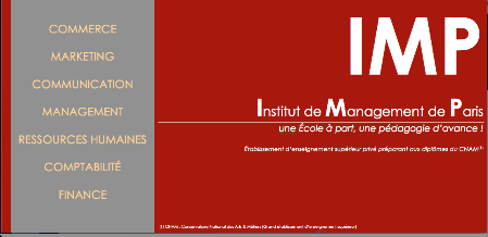 IMP - Institut de Management de Paris