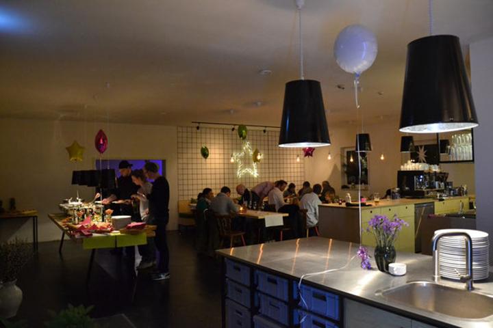 Herr Bergs Garten - Restaurants, Leipzig - Infobel Einfach