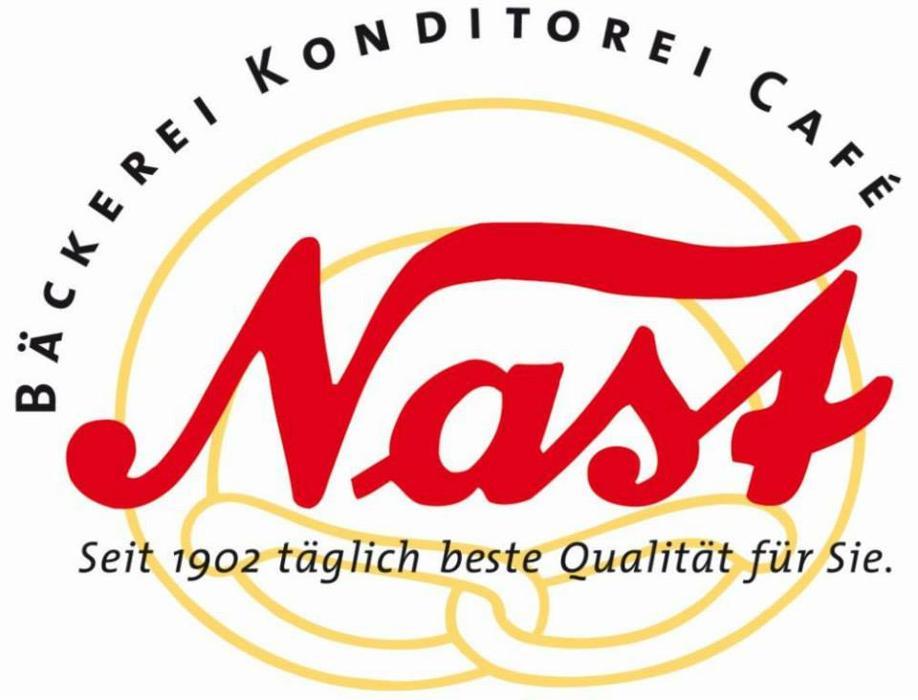 Logo von Bäckerei Konditorie Café Nast