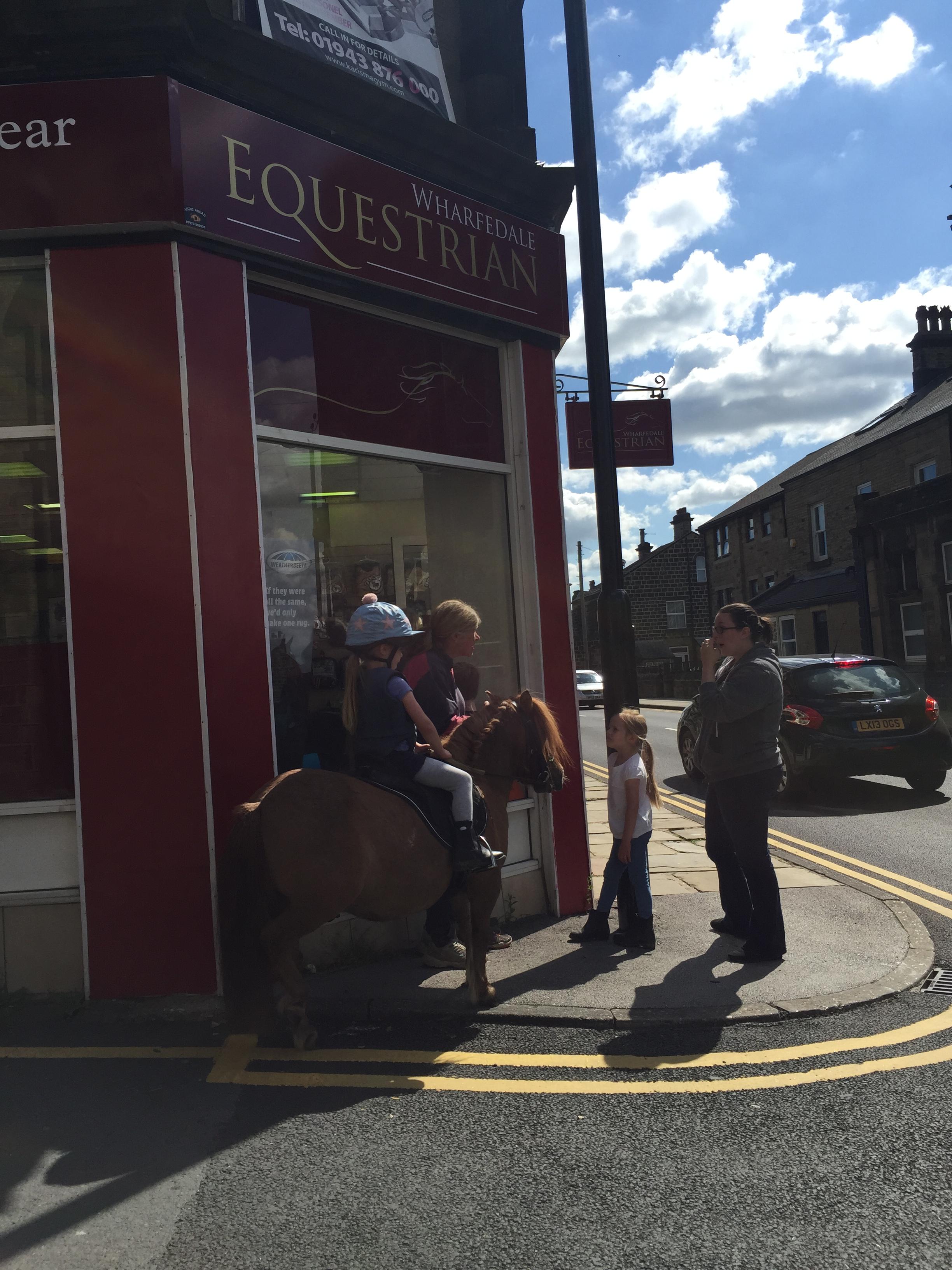 Wharfedale Equestrian Ltd