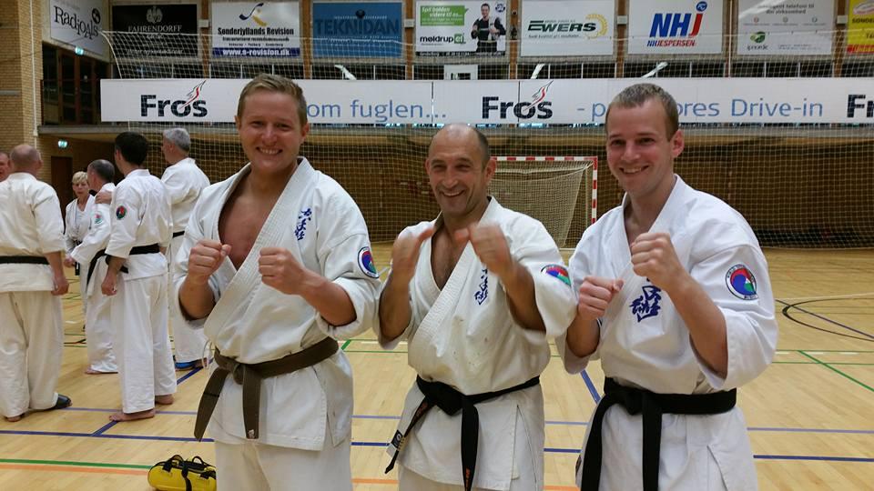Karate Jutsu Kai - Eastbourne, East Sussex  BN21 1UE - 07814 543123 | ShowMeLocal.com