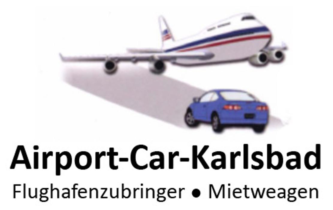 Logo von Airport-Car Karlsbad