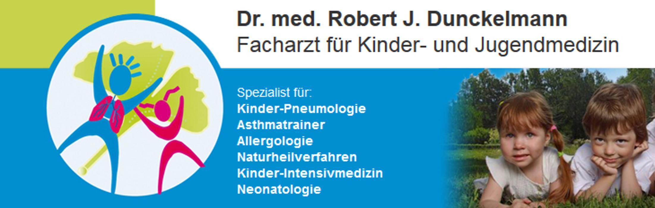 Bild zu Dr.med. Robert J. Dunckelmann, Facharzt für Kinder- und Jugendmedizin in Heidelberg