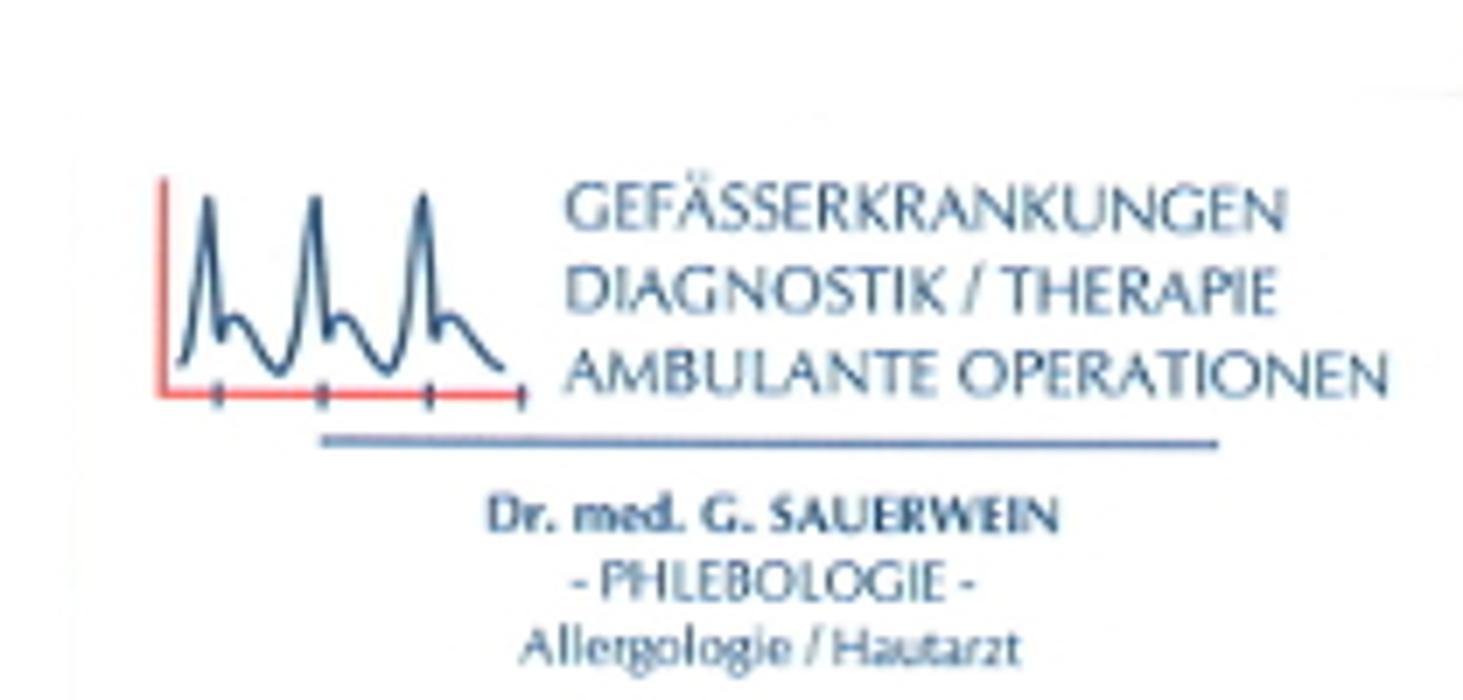 Bild zu Dr. G. Sauerwein Phlebologisches Zentrum Frankfurt in Frankfurt am Main