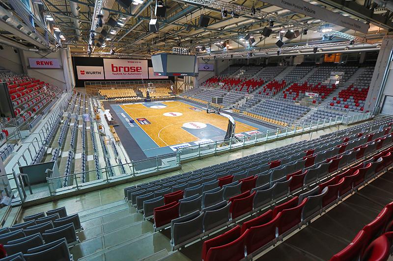 BROSE ARENA (BAB Bamberg Arena Betriebsgesellschaft mbH)